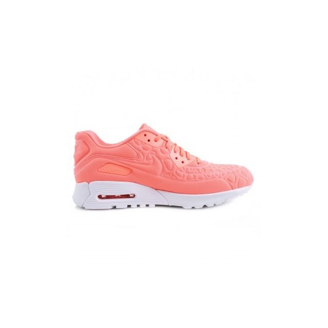 Air Max 90 Ultra Plush 844886 600 Age Adulte, Couleur Rose, Genre Femme, Taille 36,5