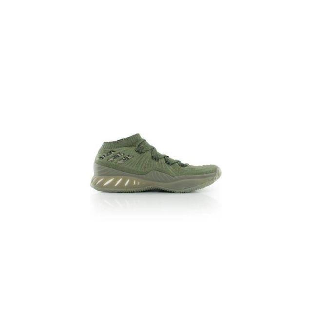 best sneakers d95d3 60b73 Adidas - Chaussure de Basketball Crazy Explosive Low 2017 Vert kaki pour  homme Pointure - 42 - pas cher Achat   Vente Chaussures basket -  RueDuCommerce