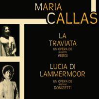 Rdm dition - Maria Callas : La Traviata Lucia Di Lammermoor - Coffret 4 Cd - Coffret De 4 Cd