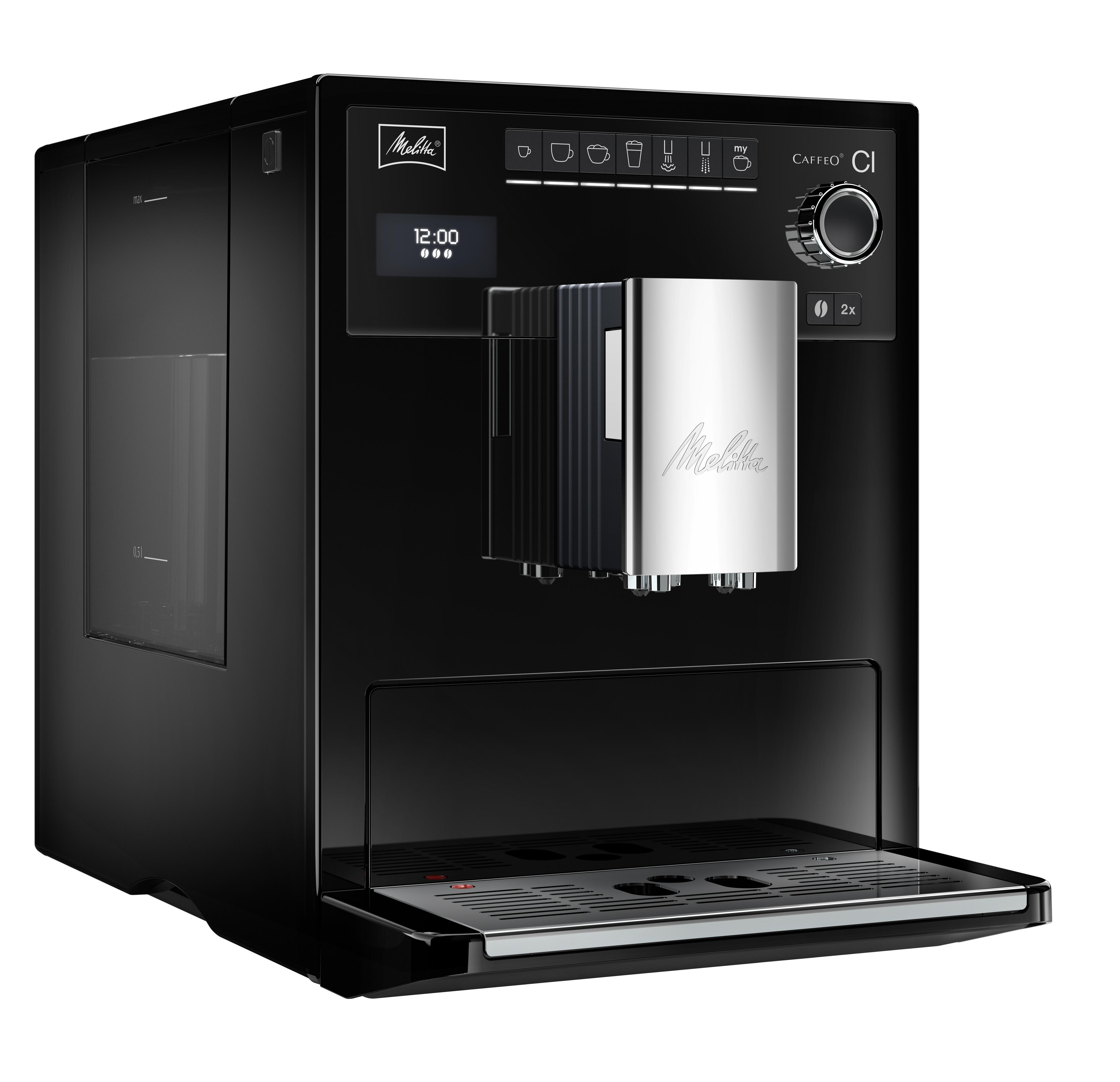 Nettoyer Le Moulin D Une Machine A Cafe Automatique