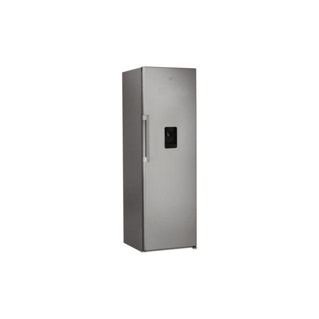 whirlpool sw81qxw refrigerateur armoire 369 l froid statique a l 59 5 x h 187 5 cm. Black Bedroom Furniture Sets. Home Design Ideas