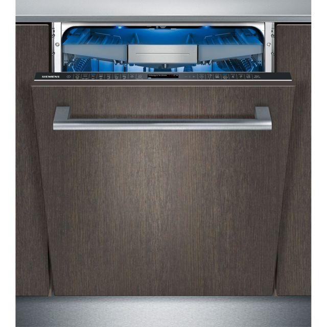 SIEMENS lave-vaisselle 60cm 13 couverts a+++ zéolite tout intégrable - sn678x36ue