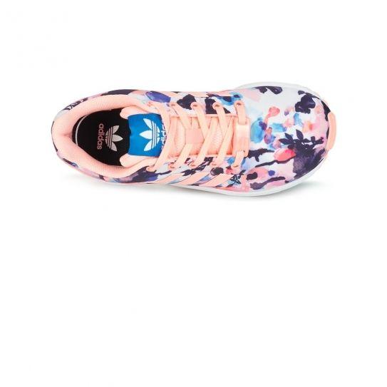 Adidas originals Chaussures Zx Flux C Flowers Cadet e17