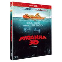 Wild Side Video - Piranha 3D - Combo Blu-Ray 3D Active