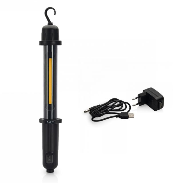 CREE 3 W DEL Solaire Multi-Function Rechargeable Lampe De Poche Chargeur USB 200 Lumina