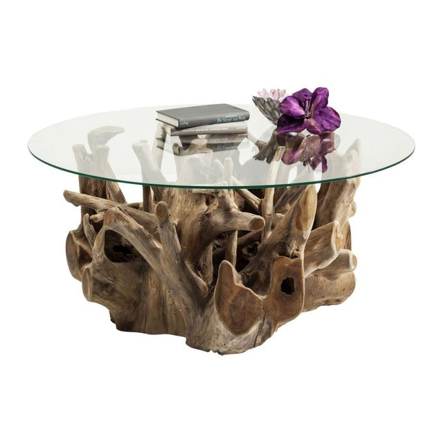 Karedesign Table basse Roots 100cm Kare Design