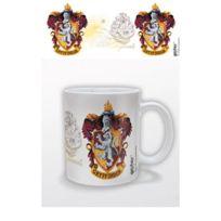 HappyFans - Harry Potter - Mug Gryffindor Crest