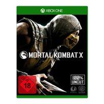 Diverse - Warner Xb1 Mortal Kombat X - Jeux Video Xbox One