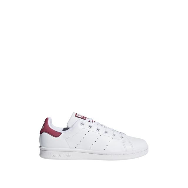 Adidas - Stan Smith J - Db1201 - Age - Adolescent, Couleur - Blanc,