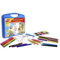Joustra - Mallette de coloriage : Dessins