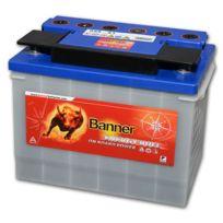 Banner - Batterie Camping car Décharge lente Energy Bull 95551 12v 72ah