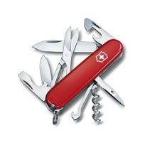 Victorinox - Couteau suisse 14 fonctions rouge - Climber