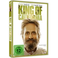 Knm Home Entertainment GmbH - King Of California IMPORT Allemand, IMPORT Dvd - Edition simple