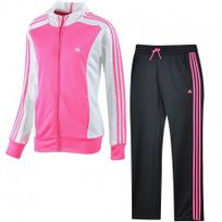 adidas femme survetement rose