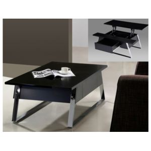 ego design table basse plateau relevable harrison pas. Black Bedroom Furniture Sets. Home Design Ideas