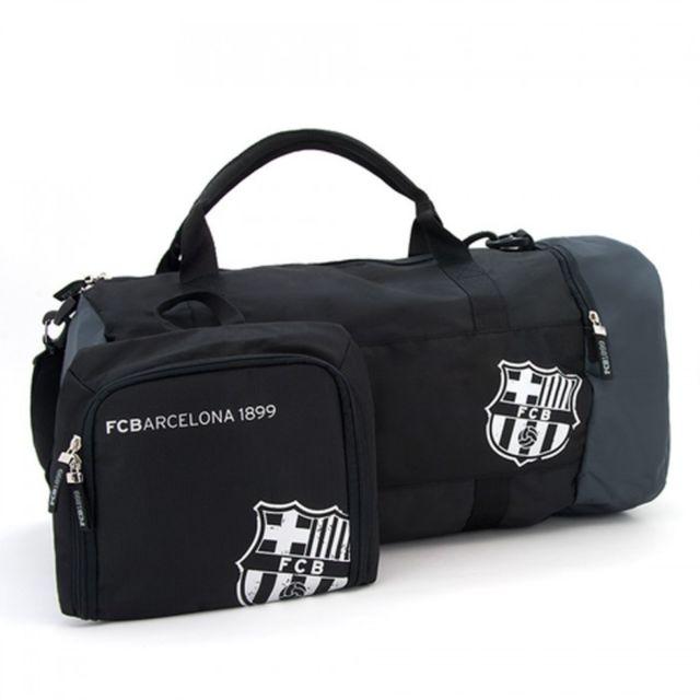 8c47c86d4c Fc Barcelone - Sac de sport Black Edition 55 Cm - pas cher Achat / Vente  Cartables, sacs à dos primaire - RueDuCommerce