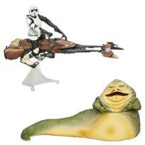 Hasbro Deutschland GmbH - Star Wars - Star Wars Deluxe Véhicules et Créatures