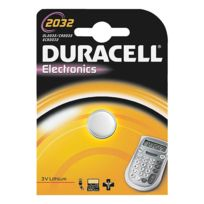 DURACELL - pile type cr2032 3 volts - 10149