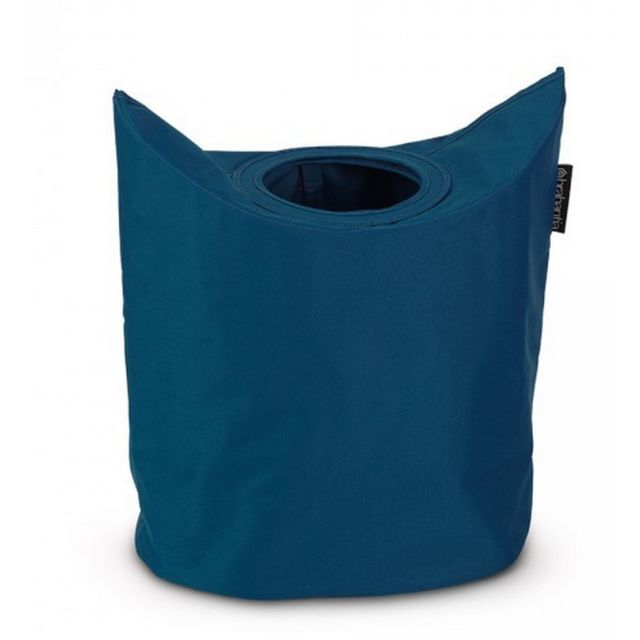 BRABANTIA - sac à linge transportable royal blue - 102486