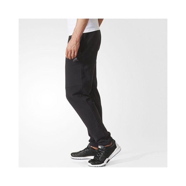 adidas pantalon homme noir