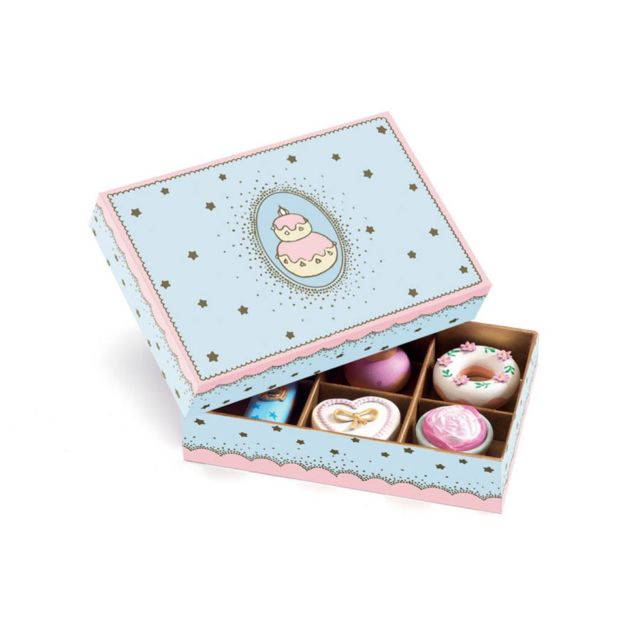 Djeco Gâteaux de princesses