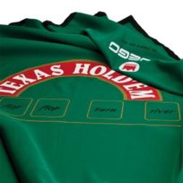 Juego - Ju00604 - Jeu De Cartes - Texas Green Layout 180 X 140