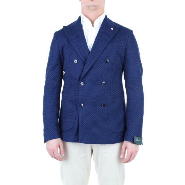 Brando Homme 2866295880BLU Bleu Blazer