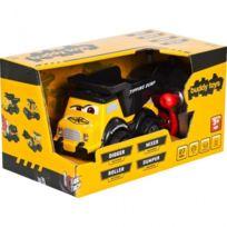 Buddy Toys - 57000054 - Camion RadiocommandÉ De Chantier - Tombereau - Brc 00040 Bt-brc00040