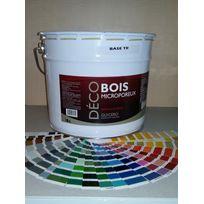 Icopeint - Peinture Glycéro Satin - Deco Bois - Violet pastel - Ral 4009 - 10L