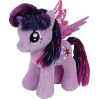 Hasbro - Peluche Sparkle My Little Pony 23cm - Adnauto