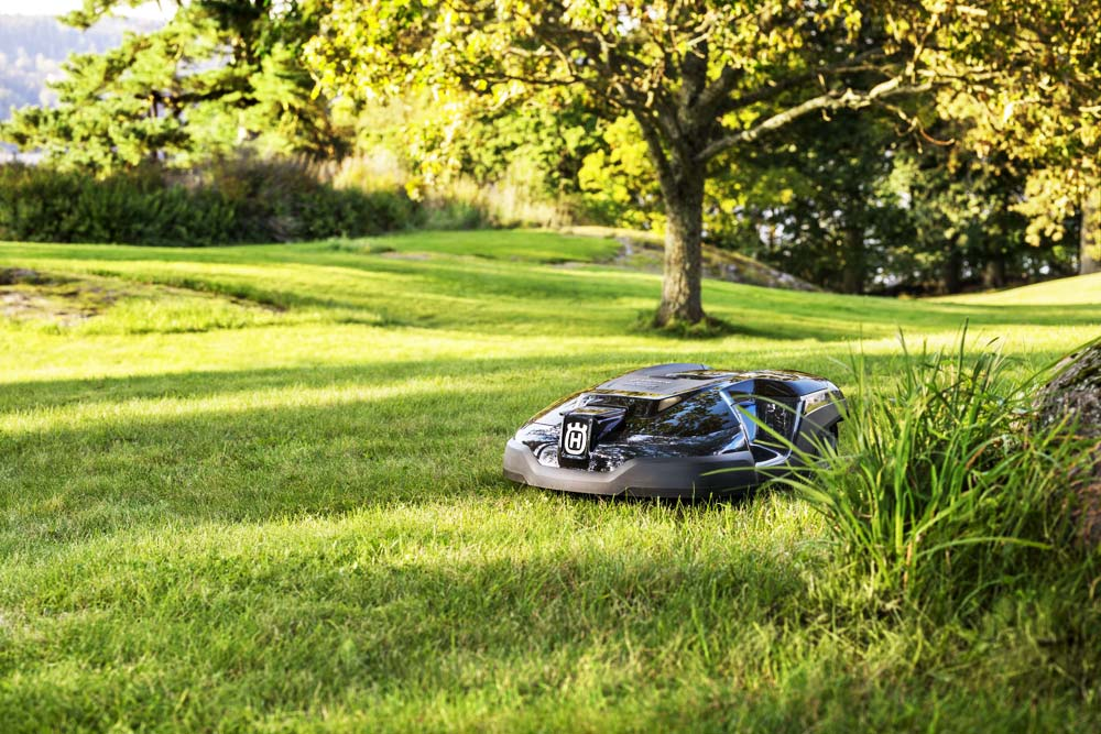 husqvarna robot tondeuse automower 310 kit d. Black Bedroom Furniture Sets. Home Design Ideas