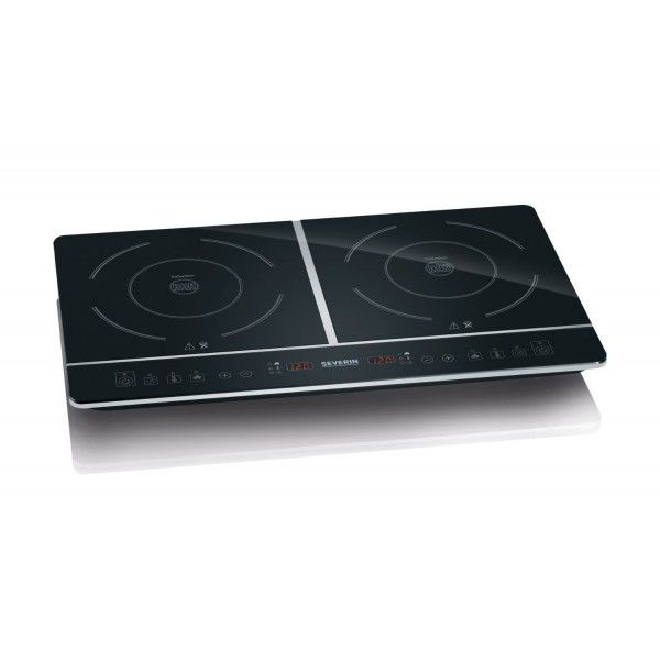 severin plaque induction 2 foyers 3400w dk1031 pas cher achat vente r chaud rueducommerce. Black Bedroom Furniture Sets. Home Design Ideas