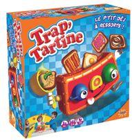 SPLASH TOYS - Jeu de société - Trap' Tartine - 30106