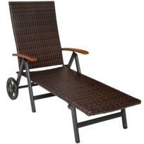 Kettler Accessoires Roues Basic Plus Chaise longue anthracite