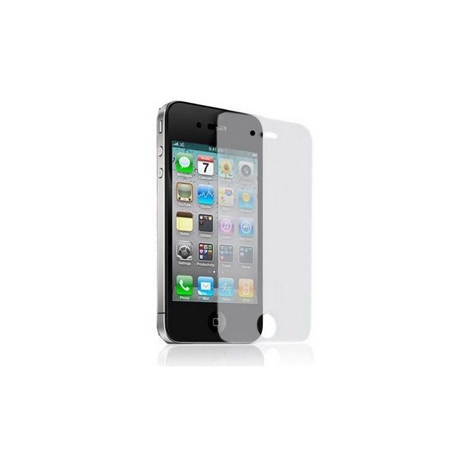 Wewoo - Film protection écran pour iPhone 4 & 4S Transparent Protecteur