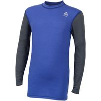 Aclima - Lightwool - Sous-vêtement - gris/bleu