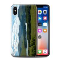 coque iphone xs montagne