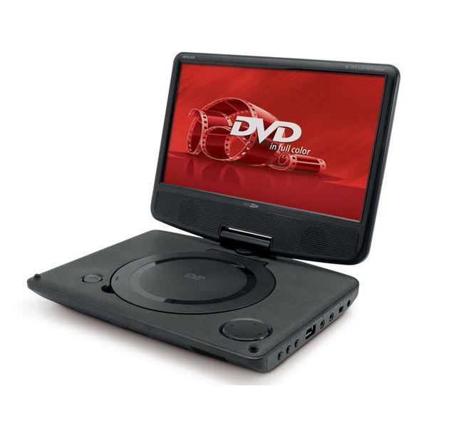 caliber lecteur dvd portable mpd109 pas cher achat. Black Bedroom Furniture Sets. Home Design Ideas