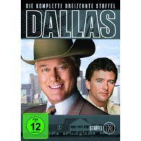 Warner Home Video - Dvd - Dvd Dallas Staffel 13 IMPORT Allemand, IMPORT Coffret De 3 Dvd - Edition simple
