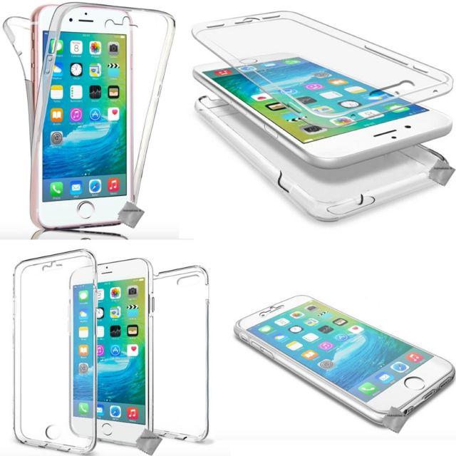 coque gel transparent iphone 8