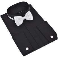 chemise homme bouton manchette catalogue 2019. Black Bedroom Furniture Sets. Home Design Ideas