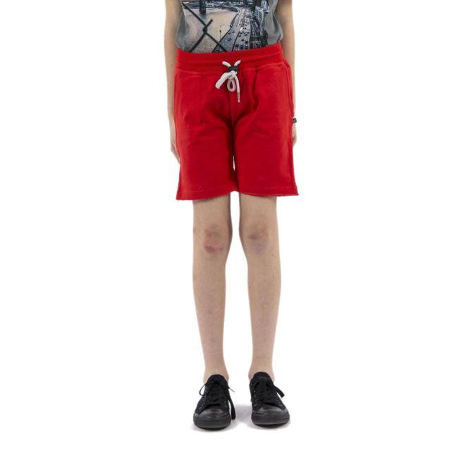 Sweet Pants Bermuda kids short rouge