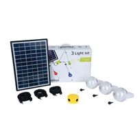 Sundaya - Kit éclairage solaire 3 lampes Ulitium 200