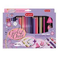Bruynzeel - Sakura 7100K23 Set De Stylos & Crayons