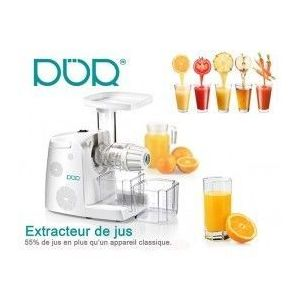 desineo slow juicer 80t min extracteur pour jus de fruit. Black Bedroom Furniture Sets. Home Design Ideas