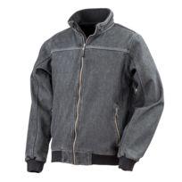 340762c960c2 Veste jean noir homme - catalogue 2019 -  RueDuCommerce - Carrefour
