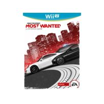 ELECTRONIC ARTS - NEED FOR SPEED MOST WANTED WII U