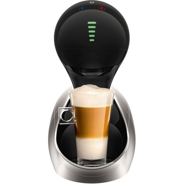 KRUPS Machine à capsules Dolce Gusto Movenza - YY2768FD - Silver