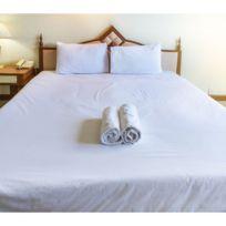 drap housse bonnet 30 cm achat drap housse bonnet 30 cm pas cher rue du commerce. Black Bedroom Furniture Sets. Home Design Ideas