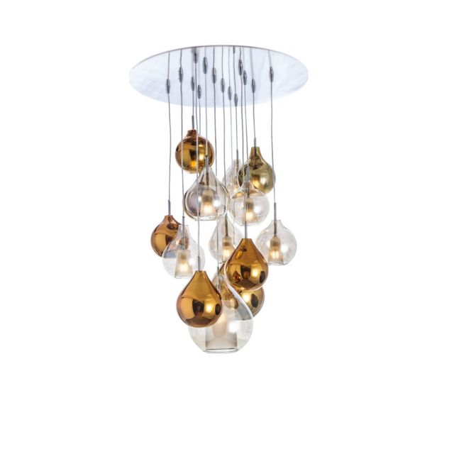 Concept Verre Grande suspension design Circé 14
